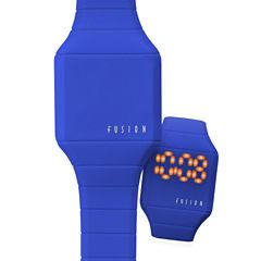 Dakota Fusion Kids Mini Hidden LED Watch, Blue 52531
