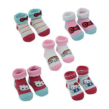 d991b89e0 Girls Socks Underwear & Socks for Baby - JCPenney