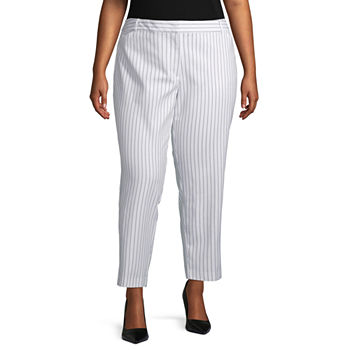 62222cc11a0 Plus Size Ankle Pants for Women - JCPenney