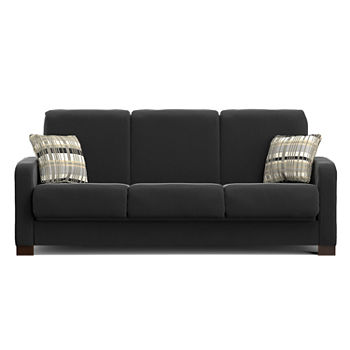 Futons Black Sofas For The Home Jcpenney