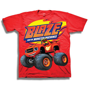 Blaze And The Monster Machines Boys 2t 5t For Kids Jcpenney
