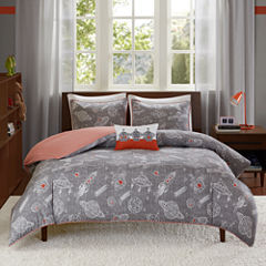 INK+IVY Orbit Comforter Set