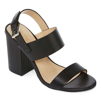 20137a887f79 Stretch Fabric Black Women s Pumps   Heels for Shoes - JCPenney