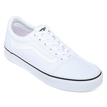 a8847df64b4ca Vans White Juniors  Sneakers for Shoes - JCPenney