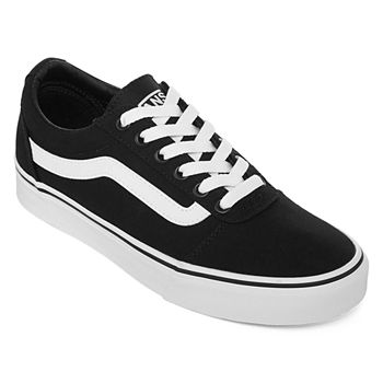 c6588400e8 Vans Black Juniors  Sneakers for Shoes - JCPenney