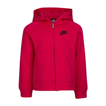 Nike Little Girls Hoodie