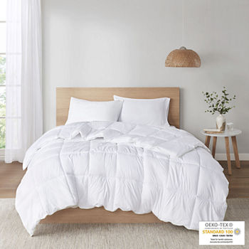 Clean Spaces Allergen Barrier Down Alternative Comforter