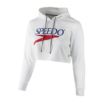 Speedo Womens Crew Neck Long Sleeve Hoodie
