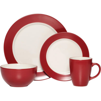 sc 1 st  JCPenney & Dinnerware Sets Red Jcpenney Black Friday Sale for Shops - JCPenney