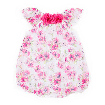 13e829522 Dress Pink Baby Girl Clothes 0-24 Months for Baby - JCPenney