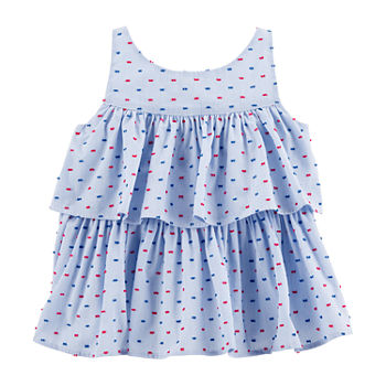 a2f7cfe58 SALE Shirts + Tops Baby Girl Clothes 0-24 Months for Baby - JCPenney