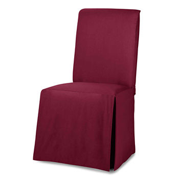 Cool Side Chair Slipcover Brown Slipcovers For The Home Jcpenney Machost Co Dining Chair Design Ideas Machostcouk