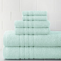 Pacific Coast Textiles™ Spa Collection 6-pc. Bath Towel Set