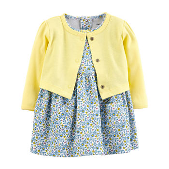 d472641a96998 Carters Dress Sets Dresses & Dress Clothes for Baby - JCPenney