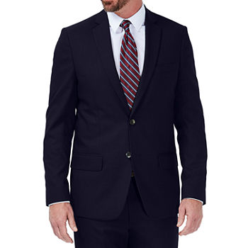 JM Haggar Stretch Dobby Slim Fit Suit Jacket