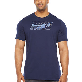 94699b7fa4e Nike Mens Crew Neck Short Sleeve Moisture Wicking T-Shirt-Big and Tall