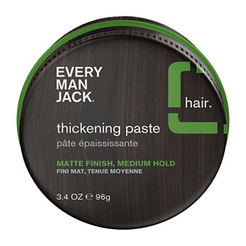 Every Man Jack Thickening Hair Paste-3.4 oz.