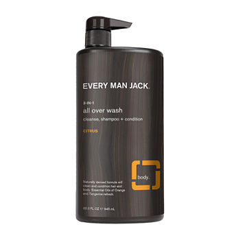 Every Man Jack Citrus All Over Body Wash