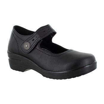 Easy Works By Easy Street Womens Letsee Mary Jane Shoes