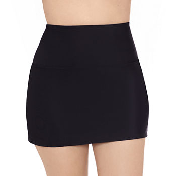 Sonnet Shores High Waist Womens Swim Skirt