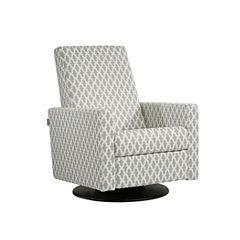 Dutailier® Cream Minho Upholstered Glider