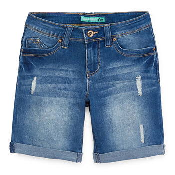 4ad9aaca8 Girls Shorts & Capris for Kids - JCPenney