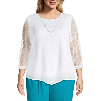 7233720564 Alfred Dunner Plus Size for Women - JCPenney