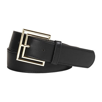 Worthington Dual Line Buckle Womens Belt
