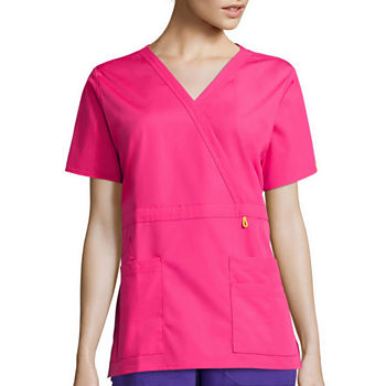 a9bd9b0ecbe Wonder Wink Scrub Tops Closeouts for Clearance - JCPenney