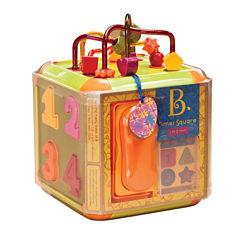 Toysmith Square Activity Cube Baby Play