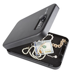 Stalwart Portable Combination Lock Box