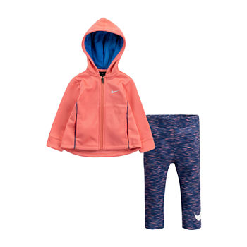 Nike Girls 2 pc. Legging Set Toddler