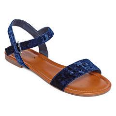 Arizona Bleaker Womens Flat Sandals