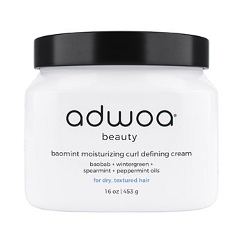 adwoa beauty Baomint™ Moisturizing Curl Defining Cream