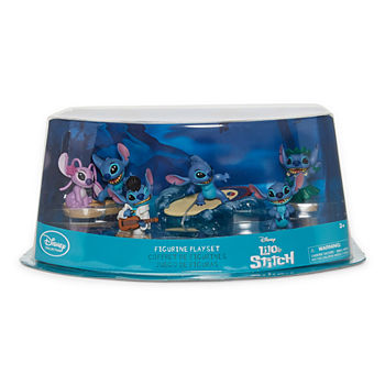 Disney Collection 5-Pc. Stich Figurine Set