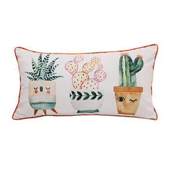Outdoor Dècor Rectangular Outdoor Pillow