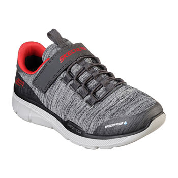 92632b5565 Skechers Go Run 600 Little Kids Boys Hook and Loop Sneakers. Add To Cart.  New. Charcoal Gray