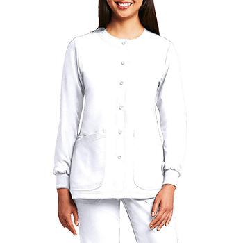 5145c979665 Scrub Jackets White Scrubs & Workwear for Women - JCPenney