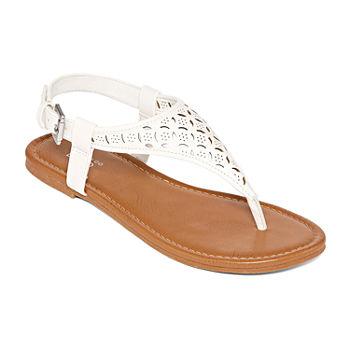 2b88a8f4c0f3 Flat Sandals Women's Sandals & Flip Flops for Shoes - JCPenney