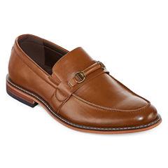 JF J.Ferrar Saddell Mens Slip-On Shoes