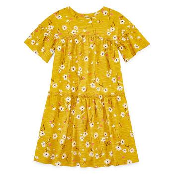 7072edb85ec Girls' Dresses   Spring Dresses for Girls   JCPenney