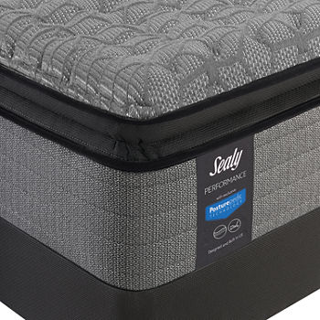 Sealy® Posturepedic Humbolt Ltd Cushion Firm Pillow Top - Mattress + Box Spring