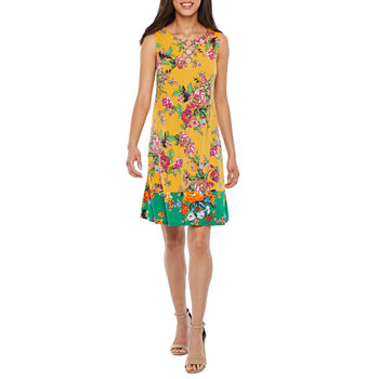 8c32edbd06c0c Mid Length Dresses, Tea Length - JCPenney