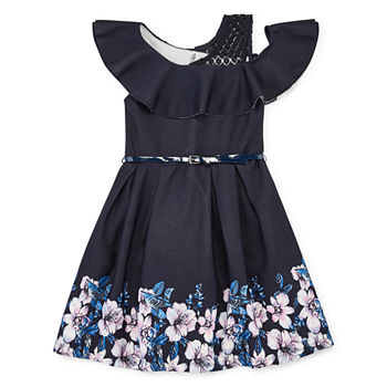 4cddfa16a Girls' Dresses | Spring Dresses for Girls | JCPenney