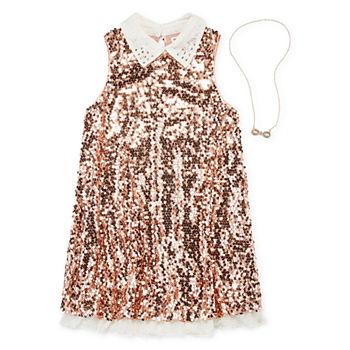 6bfb87b31 Girls' Dresses   Spring Dresses for Girls   JCPenney