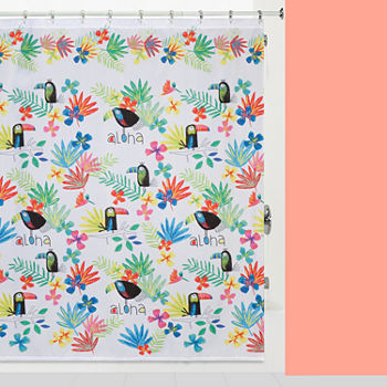 Creative Bath Aloha Shower Curtain