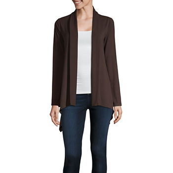 04a141218 Liz Claiborne Brown Sweaters & Cardigans for Women - JCPenney