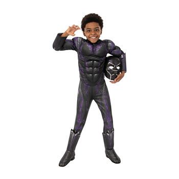 Black Panther Costume - Boys