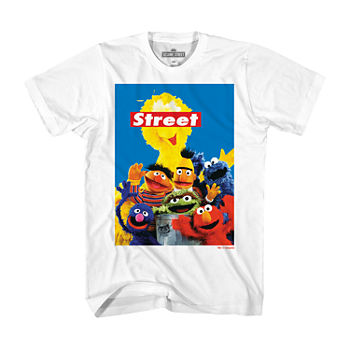 8f4dfb5c Sesame Street Graphic T-shirts for Men - JCPenney