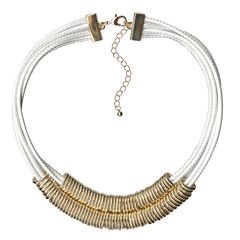 Boutique + Womens Collar Necklace